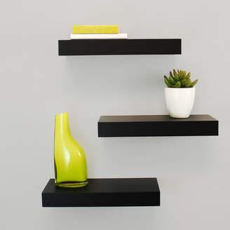 nexxt Design Maine Floating Wall Shelf