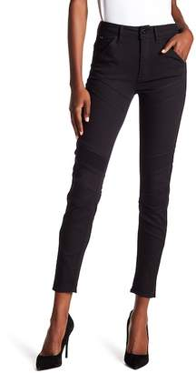 G Star High Super Stretch Ribbed Panel Jeans