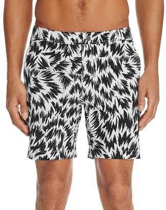 Onia Calder Flash Print Swim Trunks - 100% Exclusive $145 thestylecure.com