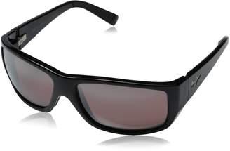 Maui Jim Sunglasses Wassup R123-02 with Maui Rose Lens W/Case