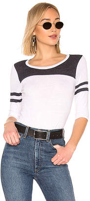 Chaser Shirttail Football Tee