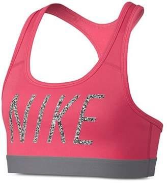 Nike Girls' Logo Strap Sports Bra - Big Kid
