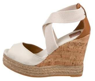 c0880636f8c6 Tory Burch Peep Toe Women s Sandals - ShopStyle
