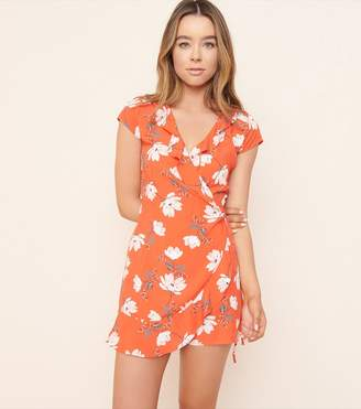 Garage Wrap Front Romper By Sierra