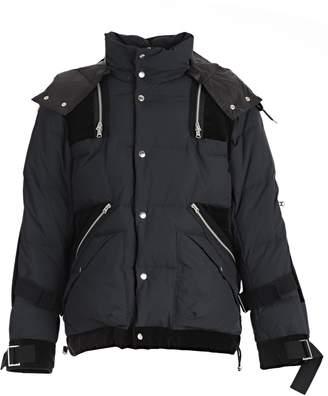 Sacai Zipped Padded Jacket