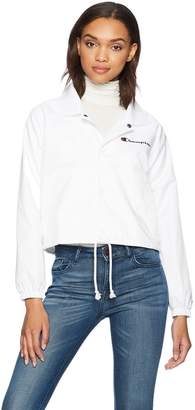 Champion Life Women's Cropped Coaches Jacket
