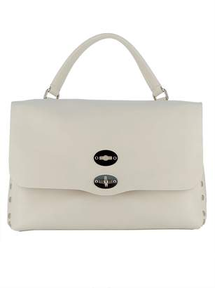 Zanellato Orzata Leather Handbag