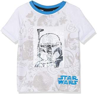 Desigual Boy's Ts_Force T-Shirts,(Manufacturer Size: 11/12)