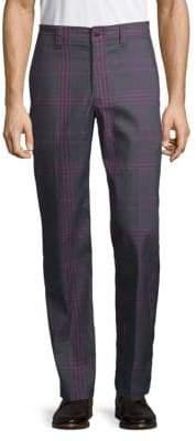 Callaway Plaid Stretch Pants