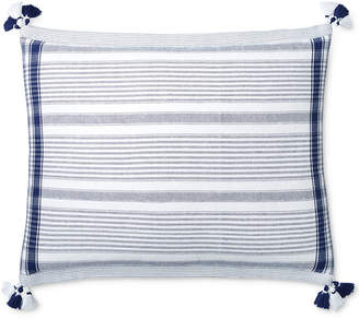 "Lauren Ralph Lauren Luna Stripe 15"" x 20"" Decorative Pillow Bedding"