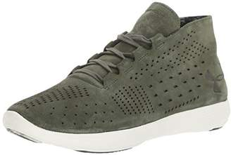 Under Armour Women's Street Precision Mid Lux Sneaker