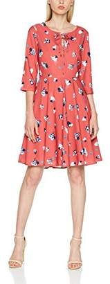 Yumi Women's Abstract Impression Dress