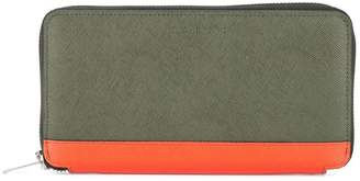 Marni long zipped wallet