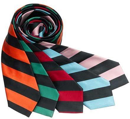 Clearance Guard Stripe Factory Tie