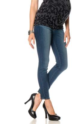 Paige Pea Collection Denim Secret Fit Belly Verdugo Ultra Skinny Maternity Jeans- Tristan