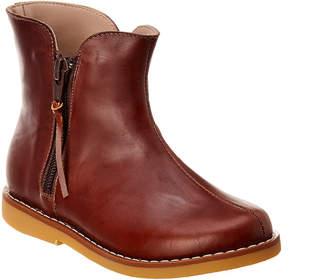 Ralph Lauren Petits Marcheurs Leather Bootie
