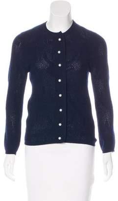 Thom Browne Cashmere Knit Cardigan