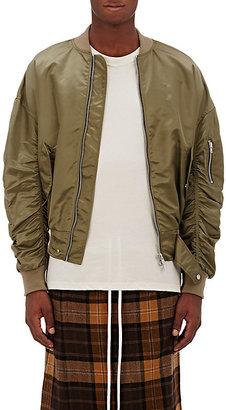 FEAR OF GOD Men's Nylon Bomber Jacket $1,095 thestylecure.com