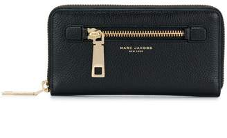 Marc Jacobs Gotham standard continental wallet