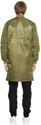 adidas Sst Hzo Nylon Bomber Coat