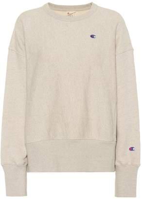 Champion Cotton and linen sweatshirt