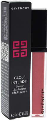 Givenchy 0.21Oz #01 Capricious Pink Gloss Interdit