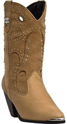 Dan Post Dingo Leather Boots with Stud Detail - Ava