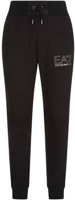 Giorgio Armani Ea7 Side Panel Sweatpants