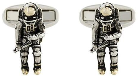 Paul Smith Paul Smith astronaut cufflinks