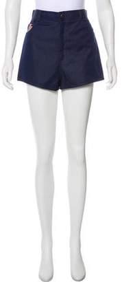 Opening Ceremony x Pendleton High-Rise Mini Shorts w/ Tags