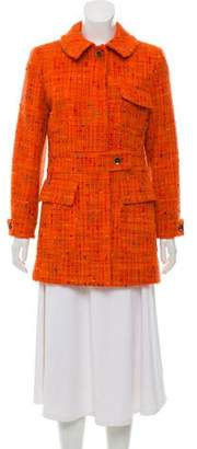 Philosophy di Alberta Ferretti Wool Textured Jacket