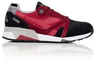 Diadora MEN'S N9000 SUEDE & LEATHER SNEAKERS