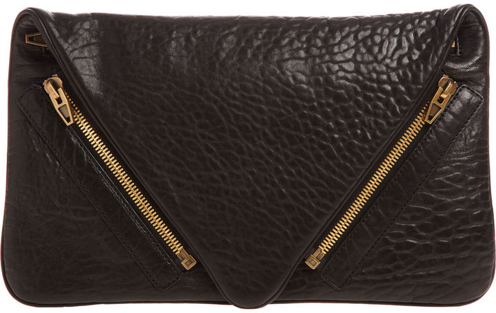 Alexander Wang Jena Zip Clutch