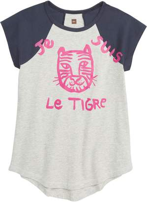 Tea Collection Le Tigre Raglan Tunic