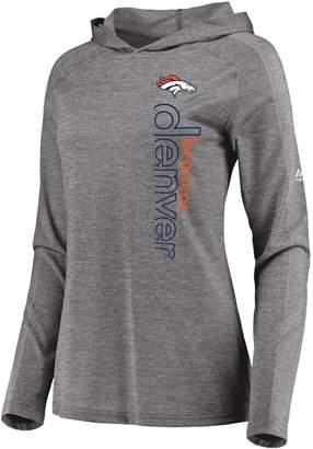 Majestic Women's Denver Broncos Fan Flow Hoodie