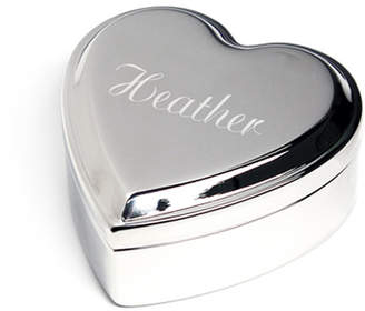 Cathy's Concepts Cathys Concepts Personalized Heart Keepsake Jewelry Box