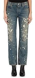 Helmut Lang RE-EDITION Women's Painter Straight Jeans - Paint Splt