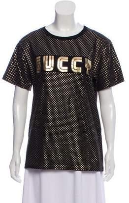 Gucci 2018 Guccy T-Shirt