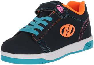 Heelys Girls' Dual up X2 Tennis Shoe