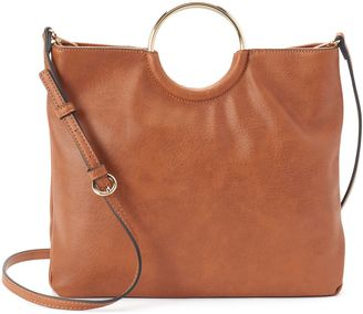 LC Lauren Conrad Ring Convertible Crossbody Bag $69 thestylecure.com