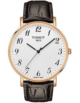 Tissot Everytime Quartz Watch