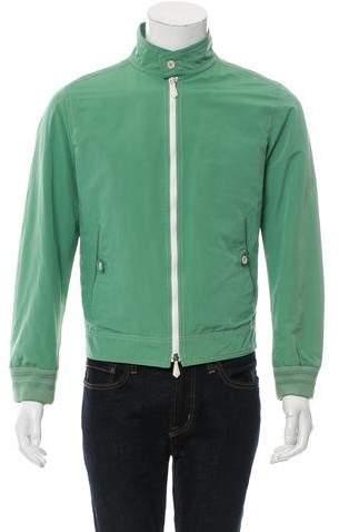 Tom Ford Lightweight Zip-Front Jacket