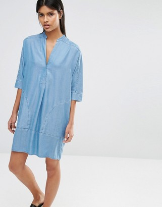 Whistles Smock Dress $143 thestylecure.com