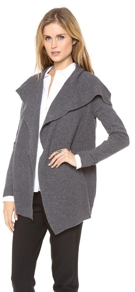 Theory Winxie D Cashmere Cardigan