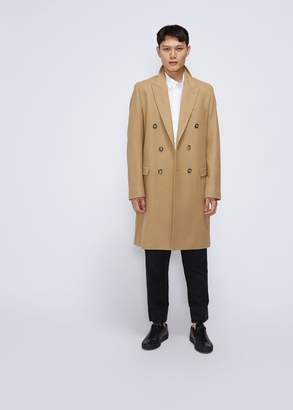 Editions M.R. Albert Double Breasted Overcoat
