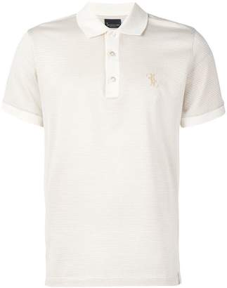 Billionaire logo polo shirt
