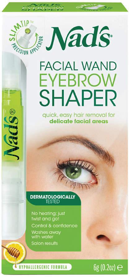Nad's Facial Wand Eyebrow Shaper Kit