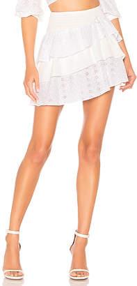 For Love & Lemons Bora Bora Skirt