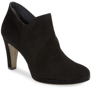 Paul Green 'Jazzy' Bootie $385 thestylecure.com