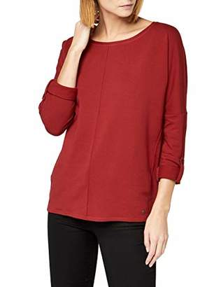 Cecil Women's Valentina 311654 Longsleeve T-Shirt